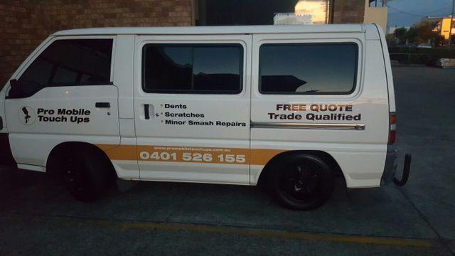 Mobile Car Scratch Repairs Brisbane